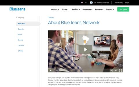 Know More About Us | BlueJeans Video Communication Services