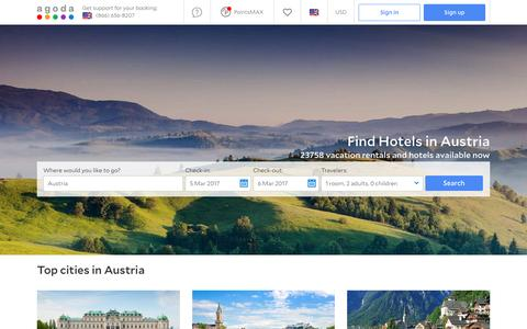 Austria Hotels - Online hotel reservations for Hotels in Austria