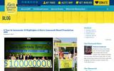 Old Screenshot Alex's Lemonade Stand Foundation Blog