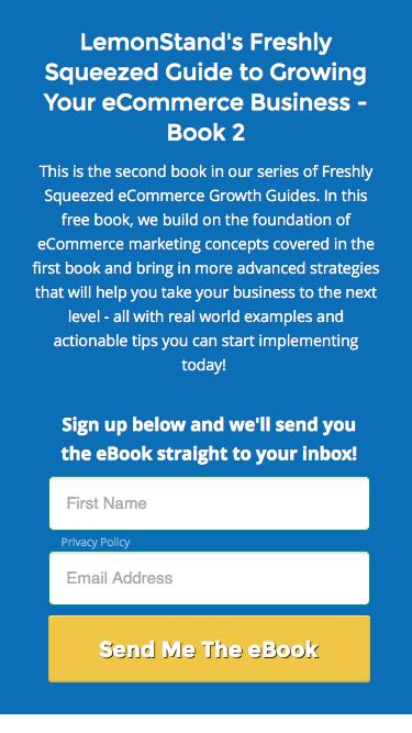 Freshly Squeezed Guide to Growing Your eCommerce Business