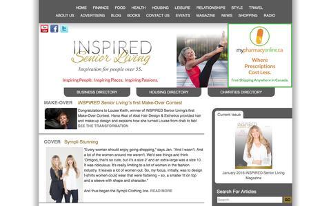 Senior Living Online | Magazine - TV - Radio - Events