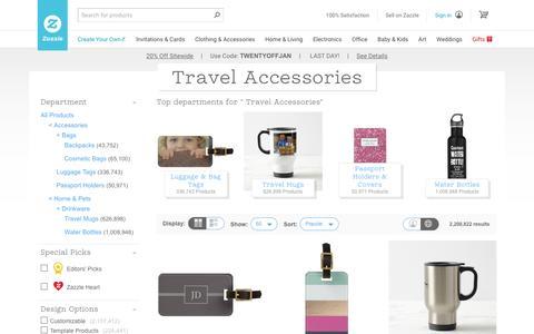 Travel Accessories | Zazzle