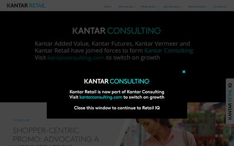 Kantar Retail | Retail and Shopper Specialists