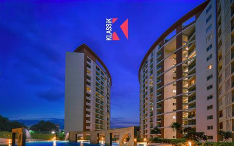 Screenshot of Pricing Page klassikbuild.com - Klassik | Landmark | 3BHK Flats & Apartments | Sarjapur Road | Pricing - captured Oct. 16, 2018
