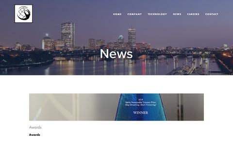 Screenshot of Press Page fluid-screen.com - News — Fluid-Screen - captured Nov. 26, 2016