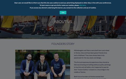 About Us | Antlos