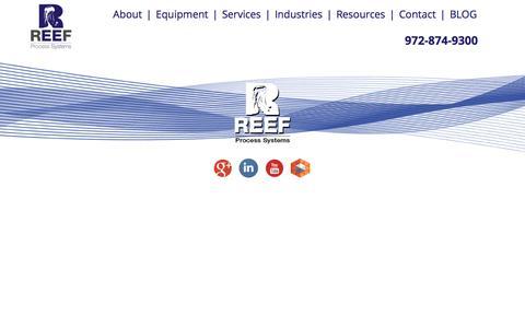 Screenshot of Blog reefps.com - REEF Âť BLOG - captured Feb. 14, 2016