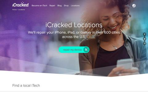 Locations » iCracked