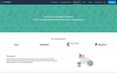 Canvas Strategic Partners