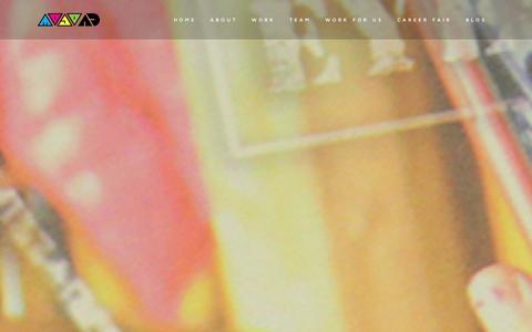 Screenshot of Home Page mojo-ad.com - Home - MOJO Ad - captured Dec. 19, 2015