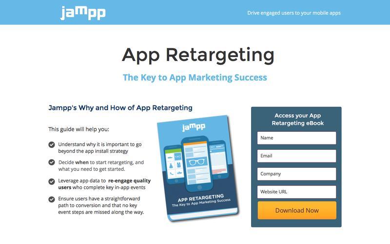 App Retargeting