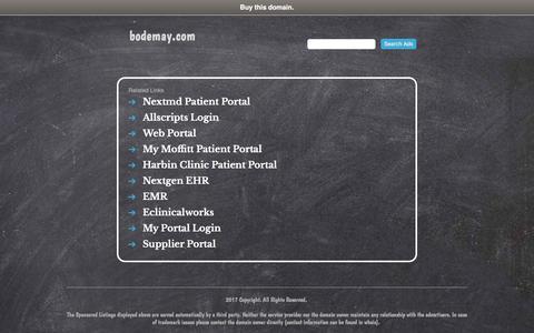 bodemay.com