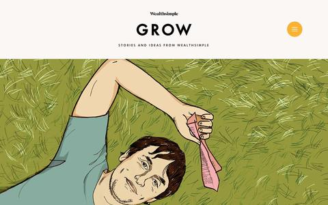 Grow | Wealthsimple