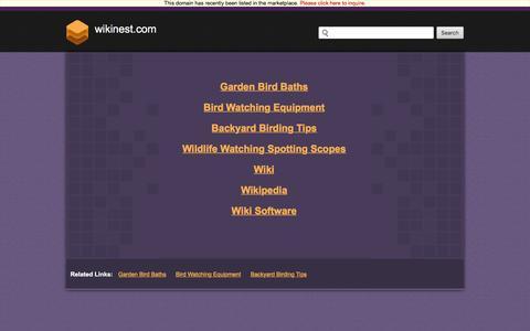 Wikinest.com
