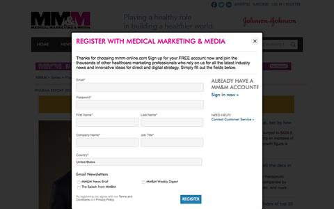 Pharma Report - Medical Marketing and Media