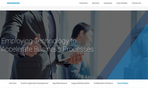 Business Technology Services - Diaspark.com
