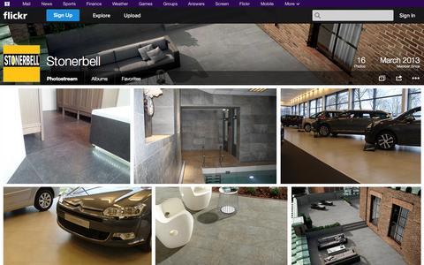 Screenshot of Flickr Page flickr.com - Flickr: Stonerbell's Photostream - captured Oct. 26, 2014