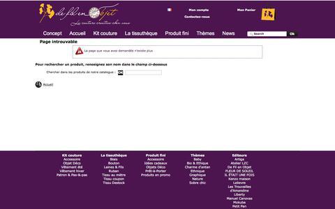 Screenshot of Press Page couturecreative.eu - Couture Creative - captured July 7, 2017