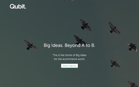 Book of Big Ideas | Qubit