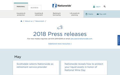 Newsroom Nationwide.com