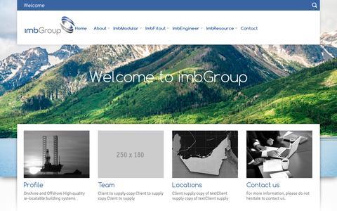 Screenshot of Locations Page imbgroup.com - Locations - ImbGroupImbGroup - captured Nov. 2, 2014