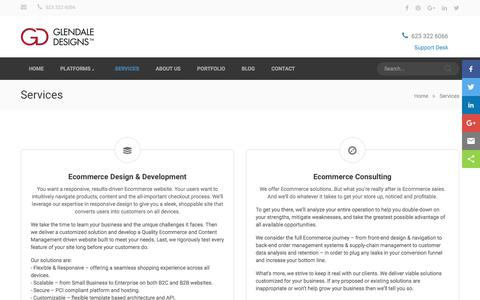 Services - Glendale Designs