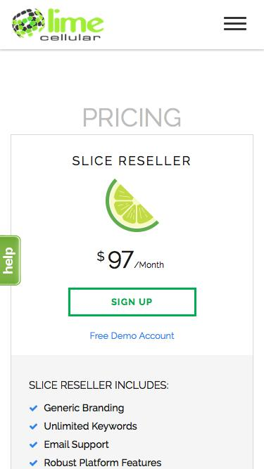Pricing | Lime Cellular