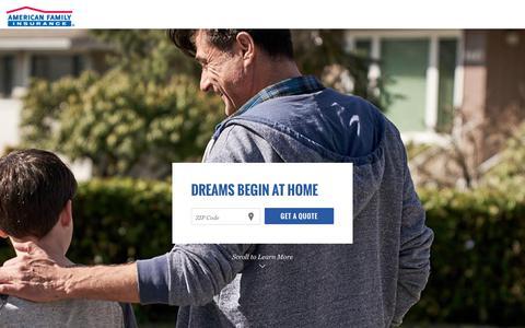 Renters Insurance | American Family Insurance