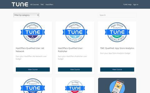 TUNE Academy