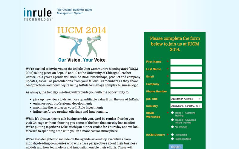 IUCM2014 Registration Page