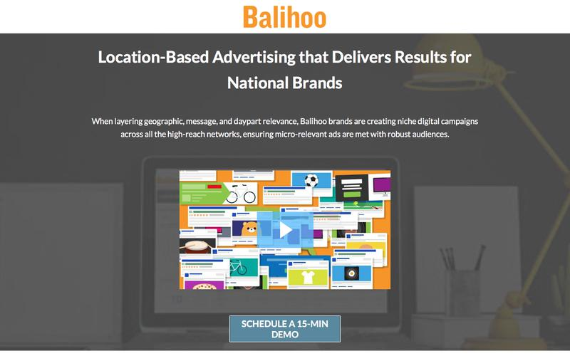 Location-based Advertising that Delivers Results.