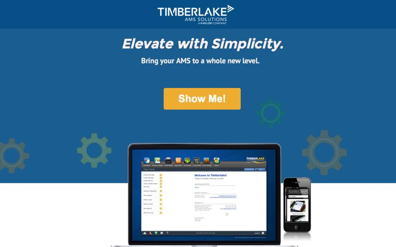 Timberlake Association Software
