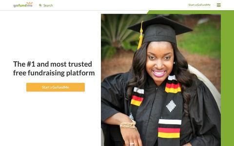 GoFundMe: #1 Free Fundraising Platform