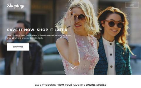 Shoptagr   Your Smart Universal Wishlist