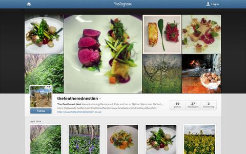 Screenshot of Instagram Page instagram.com - Instagram - captured Oct. 26, 2014
