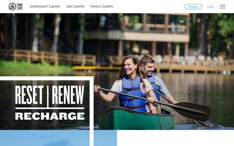 Retreat Facility Rentals - Pine Cove