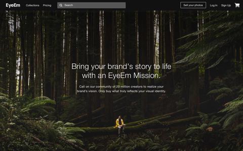 Community Photography Missions | EyeEm