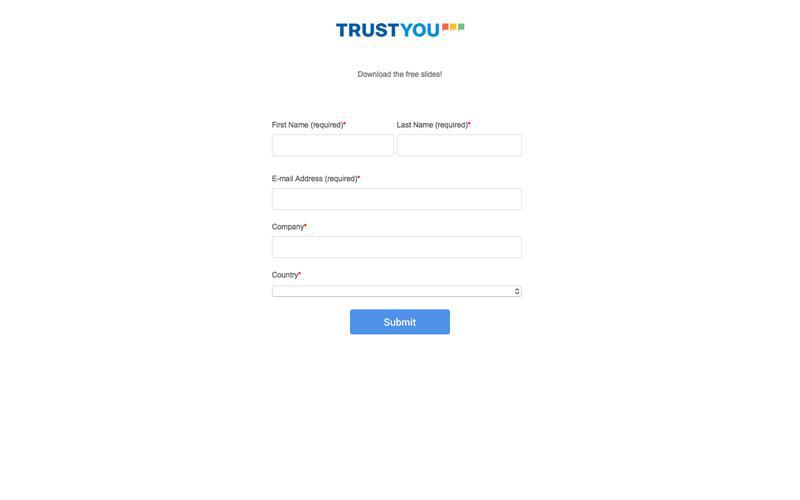 Webinar download: Online Bookings Research