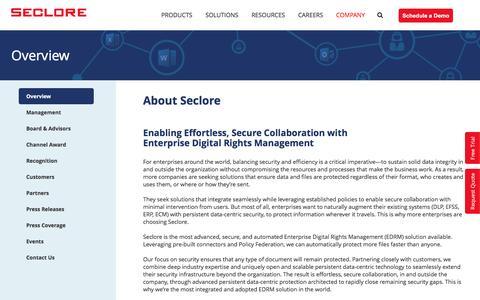 Data Security | Seclore