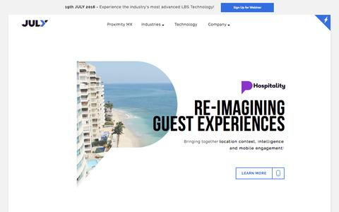 Location Based Technology for Hotels - Engage Your Guests with LBS Technology
