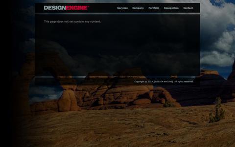 Screenshot of Testimonials Page designengineusa.com - We Design. We Invent. - Testimonials - captured Oct. 5, 2014