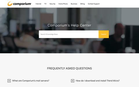 Technology FAQ Pages on WordPress | Website Inspiration and