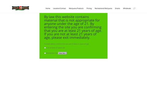 Screenshot of Pricing Page alpenglowbotanicals.com - Pricing | Alpenglow Botanicals - captured Oct. 29, 2014