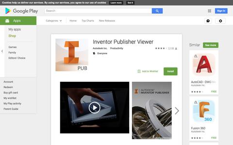 Inventor Publisher Viewer - Android Apps on Google Play