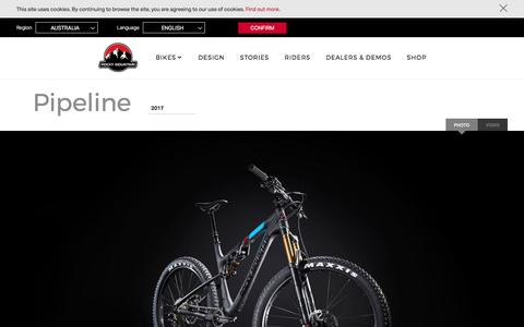 Pipeline | Rocky Mountain Bicycles