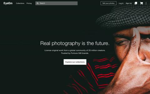 EyeEm: Authentic Stock Photos and Royalty-Free Images