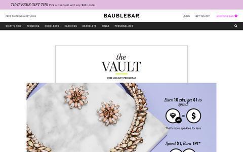 Vault   BaubleBar