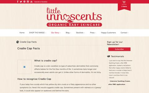Screenshot of FAQ Page littleinnoscents.com.au - Little Innoscents - Frequently Asked Questions - captured Sept. 30, 2014