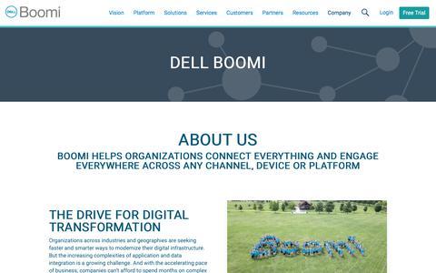 Company - Dell Boomi
