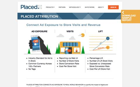 Placed Attribution | Connect Ads to Store Visits | Placed
